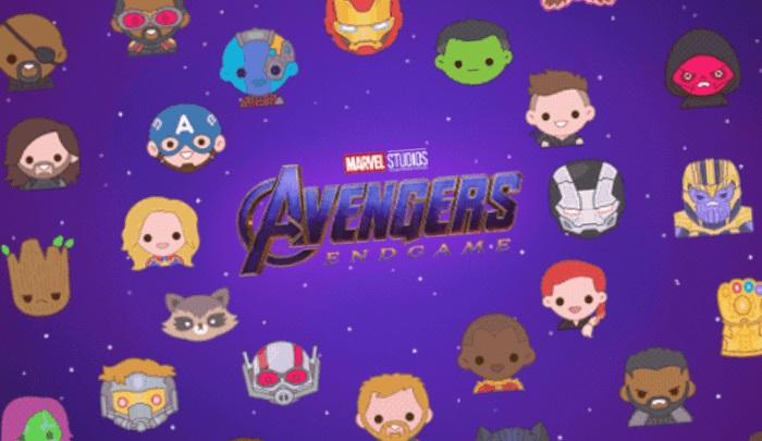 emojis de Avengers: Endgame