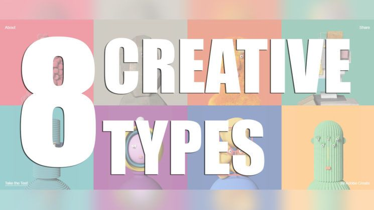 Tipos de creativos