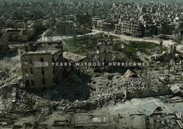 Campaña muestra lo destructiva que es la humanidad