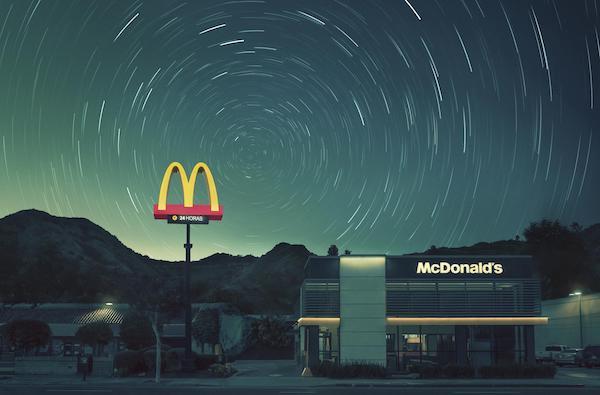 Fotos timelapse de McDonald's
