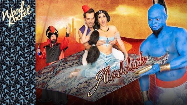 Parodia de Aladdin de PornHub