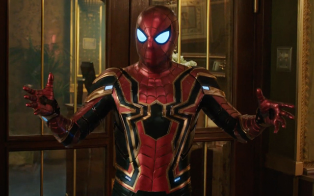 Nuevo trailer de Spider-Man: Far From Home