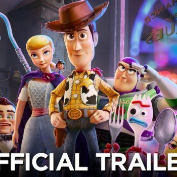 Mira el nuevo trailer final de Toy Story 4