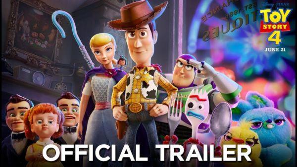trailer final de Toy Story 4