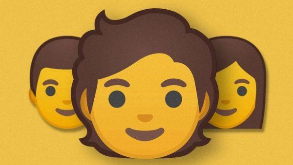 Emojis inclusivos de Android Q