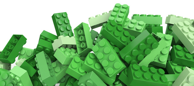 Lego Eco-Friendly
