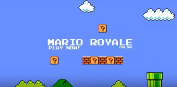 Mario Bros Royale