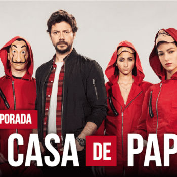 Netflix lanza trailer de La Casa de Papel: Parte 3