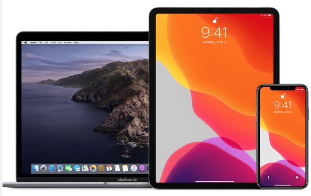 Cómo instalar las betas públicas de Mac0S Catalina, iPadOS y iOS13