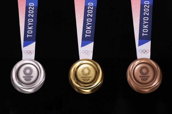 Medallas olímpicas tokio 2020