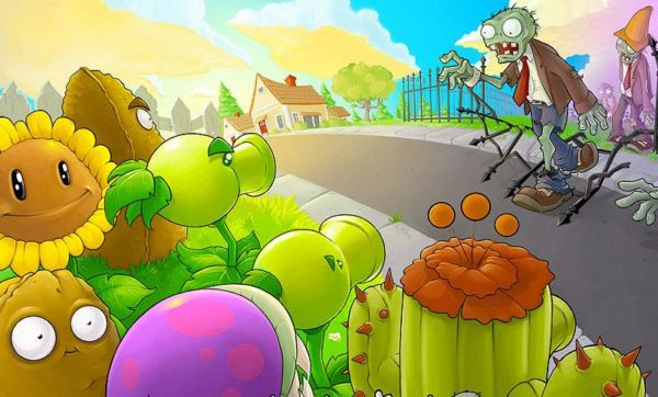 Plantas vs Zombies 3