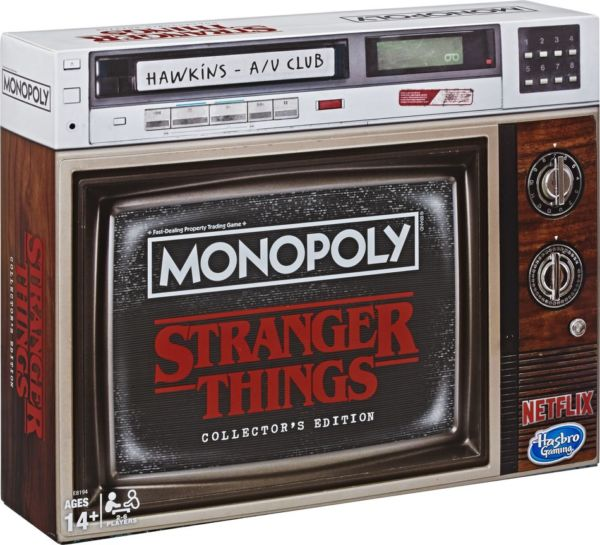 Monopoly edición Stranger Things