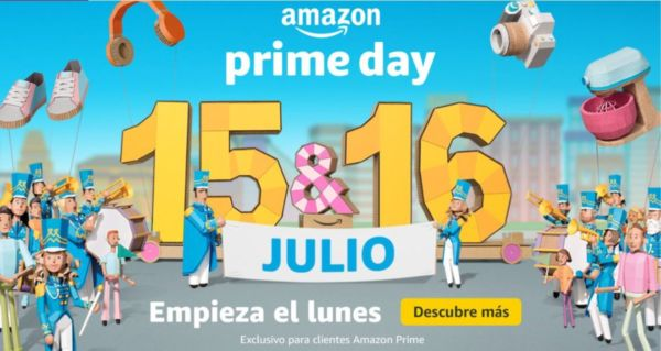 Huelga de Amazon en Prime Day