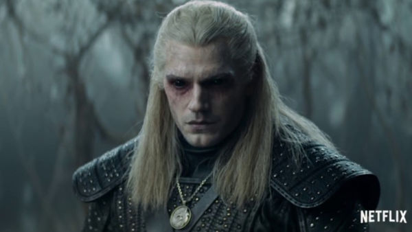 trailer de The Witcher