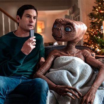 E.T. regresa a casa en este tierno anuncio navideño