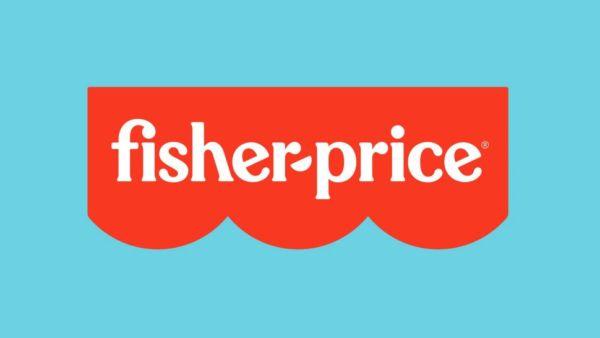 Nuevo diseño del logo de Fisher-Price